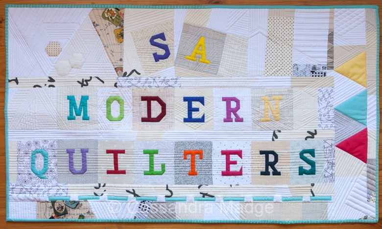 SA Modern Quilters Banner